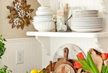Cupboards... Kitchen Shelfs