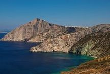 Folegandros Beauty / Folegandros is known for its amazing, unspoiled, almost primitive natural environment. This relatively small island is situated in the southwest side of Cyclades, between Santorini, Sikinos and Milos and it`s about 100 nautical miles from Piraeus (the port of Athens). http://goo.gl/uLRThK