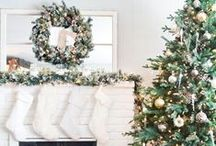 Tis the Season / Christmas decorating ideas, DIY gift ideas and more!