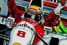 Senna Forever / by rui vale