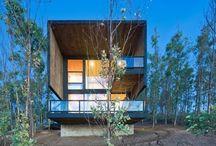 Architecture / Интересные решения