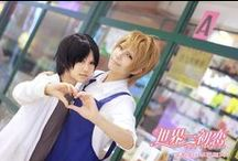 *~Yaoi Cosplays~* / Cosplays from yaoi animes or yaoi pairings.