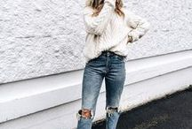 Winter Style Inspiration / Inspiration on everyday