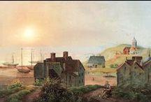 Schilderijen van Scheveningen (1800 - 1900) / periode 1800 - 1900.