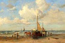 Schilderijen van Scheveningen (1900 - 2000) / Periode 1900 - 2000