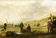 Schilderijen van Scheveningen (1600 - 1700) / Periode 1600 - 1700
