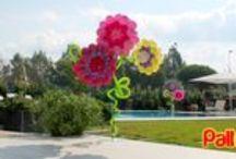 PALLONARTE / I Nostri lavori http://www.palloncinigrosseto.com/