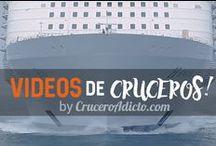 Videos de Cruceros / Los mejores vídeos dedicado a los barcos de cruceros y los puertos a los que llegan.