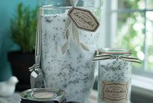 Lavender Scented Products / Compliments of The Lavender Garden in North Carolina / by The Lavender Garden