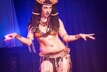 Bellydance / Some of our amazing bellydance performers at the Seattle Erotic Art Festival