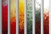 Color Board / Color inspiration board