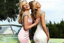 Sherri Hill 2015 / Sherri Hill's exclusive collections epitomize the fashionable lifestyle of today's contemporary women. Each look is designed to enhance and fit the female form with fashion-forward styling and wearability.