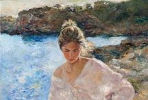 José Royo - Art / José Royo, born 1941 in Valencia (Spain), began demonstrating his artistic talent early. At the age of 9 his father, a prominent physician and avid art enthusiast, employed private tutors to instruct Royo in drawing, painting, and sculpture.