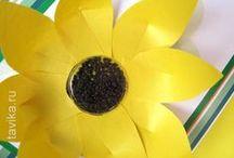 Весенние поделки и занятия для детей / Поделки, игры, пособия  и занятия с детьми на весну