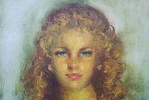 Amparo Cruz Herrera - Arte / Amparo Cruz Mayor, nació en Madrid el 4 de octubre de 1926 y falleció en 2013, era una pintora española