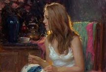 Bryce Cameron Liston - Art / Born in 1965 in a small town in Utah. Bryce's work is shown in galleries around the country and he participates in many national and international exhibitions each year.