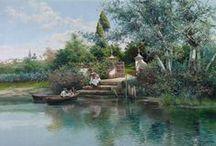 Manuel García y Rodríguez - Arte / Manuel García y Rodríguez (Sevilla 1863 - 6 de mayo de 1925) fue un pintor español.