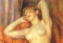 Pierre-Auguste Renoir - Art / Pierre-Auguste Renoir dit Auguste Renoir, né à Limoges le 25 février 1841 et mort au domaine des Collettes à Cagnes-sur-Mer le 3 décembre 1919, est l'un des plus célèbres peintres français.