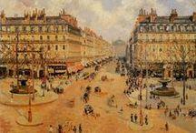 Camille Pissarro - Art / Jacob Abraham Camille Pissarro, dit Camille Pissarro, né à Saint-Thomas (Îles Vierges) le 10 juillet 1830 et mort à Paris le 13 novembre 1903, est un peintre impressionniste puis néo-impressionniste français, père de Lucien Pissarro.