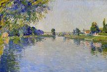 Gustave Caillebotte - Art / Gustave Caillebotte, né à Paris le 19 août 1848 et mort à Gennevilliers le 21 février 1894, est un peintre français, collectionneur, mécène et organisateur des expositions impressionnistes de 1877, 1879, 1880 et 1882.