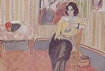 Henri Matisse - Art / Henri Matisse, né Henri Émile Benoît Matisse le 31 décembre 1869 au Cateau-Cambrésis et mort le 3 novembre 1954 à Nice, est un peintre, dessinateur et sculpteur français.  Il fut le chef de file du fauvisme ; Pablo Picasso, son ami, le considérait comme son grand rival.