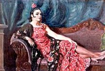 George Owen Wynne Apperley - Art / George Owen Wynne Apperley (Ventnor, Isla de Wight, Inglaterra, 17 junio de 1884 – Tanger, septiembre de 1960) fue un pintor inglés que vivió durante muchos años en la ciudad de Granada (España).