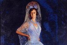 Ignacio Zuloaga y Zabaleta  - Arte / Ignacio Zuloaga Zabaleta (n. Éibar, Guipúzcoa; 26 de julio de 1870 - f. Madrid; 31 de octubre de 1945) fue un pintor español.