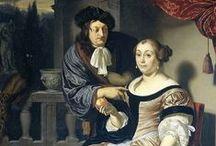 Frans van Mieris de oudere - Art / Frans van Mieris, voluit Frans Jansz. van Mieris, ook Frans van Mieris de Oudere genoemd (Leiden, 16 april 1635 - aldaar, 12 maart 1681), was een Noord-Nederlands kunstschilder.