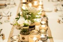 wedding rustic chic