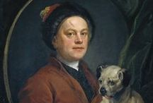 William Hogarth / by Anton Molchanov