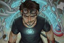 Tony, No! / Tony Stark, mostly MCU headcanons / by Cate Giltner