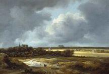Jacob van Ruisdael - Art / Jacob van Ruisdael (Haarlem, 1628 of 1629 - Amsterdam, ca. 10 maart 1682) was een Noord-Nederlands schilder, tekenaar en etser, bekend van zijn landschappen en zeegezichten.
