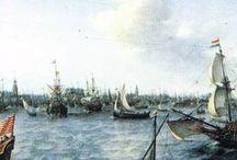 Hendrik Cornelisz. Vroom - Art / Hendrik Cornelisz. Vroom (geboren in Haarlem, in 1566 en stierf op 4 februari 1640) was een Nederlands ontwerper van wandtapijten, graveur, tekenaar en schilder. Hij wordt wel beschouwd als de grondlegger van de Europese zeeschilderkunst.