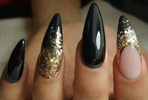 Nail Inspo... / Doing up the digits, .
