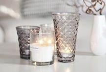 Candles & Gemstones