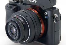 Industar 50-2 & ティルトアダプター キット for ミラーレス / レンズとティルトアダプターをセットにしたミラーレスカメラ用のレンズキットです。ボケを自在にコントロールしてティルト撮影を手軽に楽しめます。レンズにはIndustar 50-2が使われています。 http://www.gizmoshop.jp/products/detail.php?product_id=394