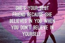 best friends ❤️ / Bestfriends goals ❤️
