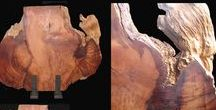 NW  Wood Slabs - The Island Gallery