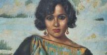 Mahmoud Saïd - Art / Mahmoud Saïd Bey (arabe: محمود سعيد) (8 avril 1897 - 8 avril 1964) était un juge alexandrin et un peintre moderne.