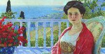 Nikolay Bogdanov-Belsky - Art / Nikolay Petrovich Bogdanov-Belsky (Russian: Никола́й Петро́вич Богда́нов-Бе́льский; 1868–1945) was a Russian painter.