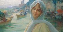 Fausto Zonaro - Arte / Fausto Zonaro (Masi, 18 settembre 1854 – Sanremo, 19 luglio 1929) è stato un pittore italiano.