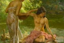 A Fernando Amorsolo - Arte / Fernando Amorsolo y Cueto (May 30, 1892 – April 24, 1972) was one of the most important artists in the history of painting in the Philippines.