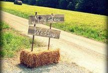 farm chic wedding / by Erica Sebastian