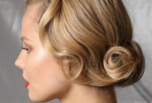 Hair-Up Inspiration / Banish the ponytail and try one of these instead ....Beautiful!