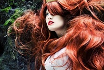 Head Turning Reds. / Natural to Fierce Red