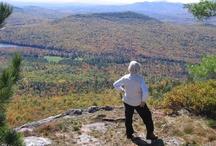 Hiking New England