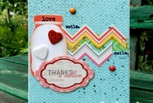 My Cards♥ / Cute cards in scrapbooking techniques (handmade)