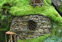 Moss & Plant Art / Moss Art and Vertical Gardens