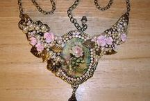 My Handmade Victorian Jewelry & other creations / Some of my one of a kind Victorian inspired jewelry creations and some of my other creations over the years