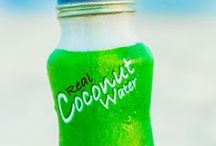 real coconut water
